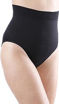 253d1dcf21 3 Pack of Women s Seamless High Waist Slimming Shapewear Control Briefs
