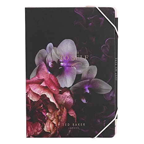96ed4bd5ad9a Image Unavailable. Image not available for. Color  Ted Baker Splendor A5  Notebook ...