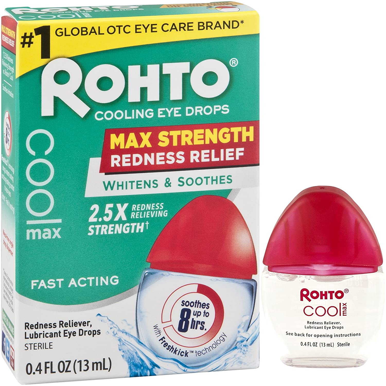 Rohto Maximum Redness Relief
