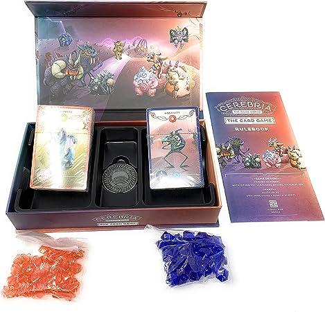 Mindclash Games CEREBRIA - The Inside World: Amazon.es: Juguetes y juegos