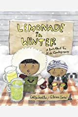 Lemonade in Winter: A Book About Two Kids Counting Money Kindle Edition