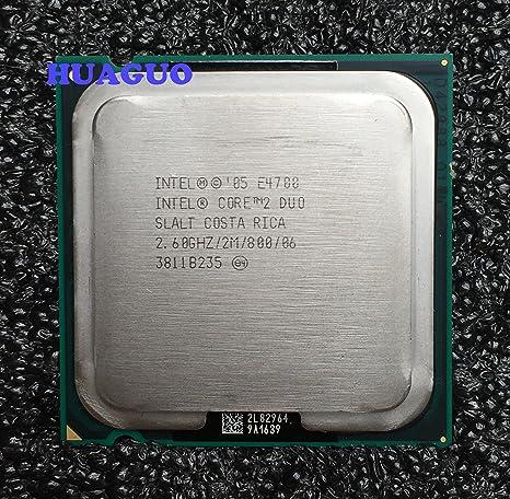 Intel Core 2 Duo E4700 SLALT 2.6GHz 2MB CPU Processor LGA775