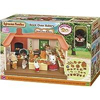 Sylvanian Brick Oven Bakery Families EPOCH D'ENFANCE, 5237, Multicolore