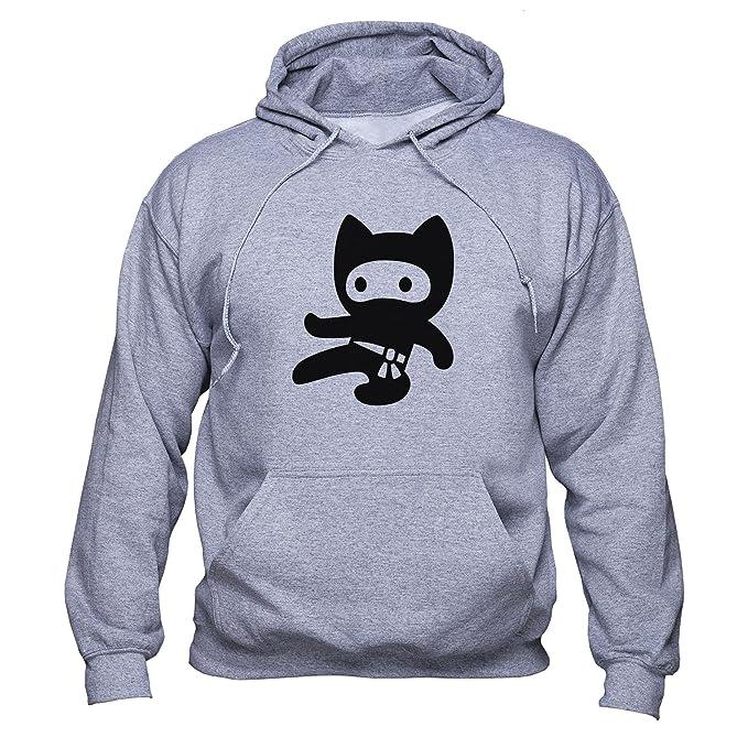 Funny Ninja Sweatshirt Ninja Kid Hoodie Cute Ninja Pullover ...