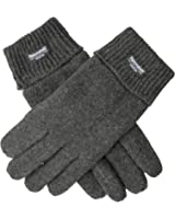 EEM Men's knitted glove LASSE with Thinsulate thermal lining made of 100% wool