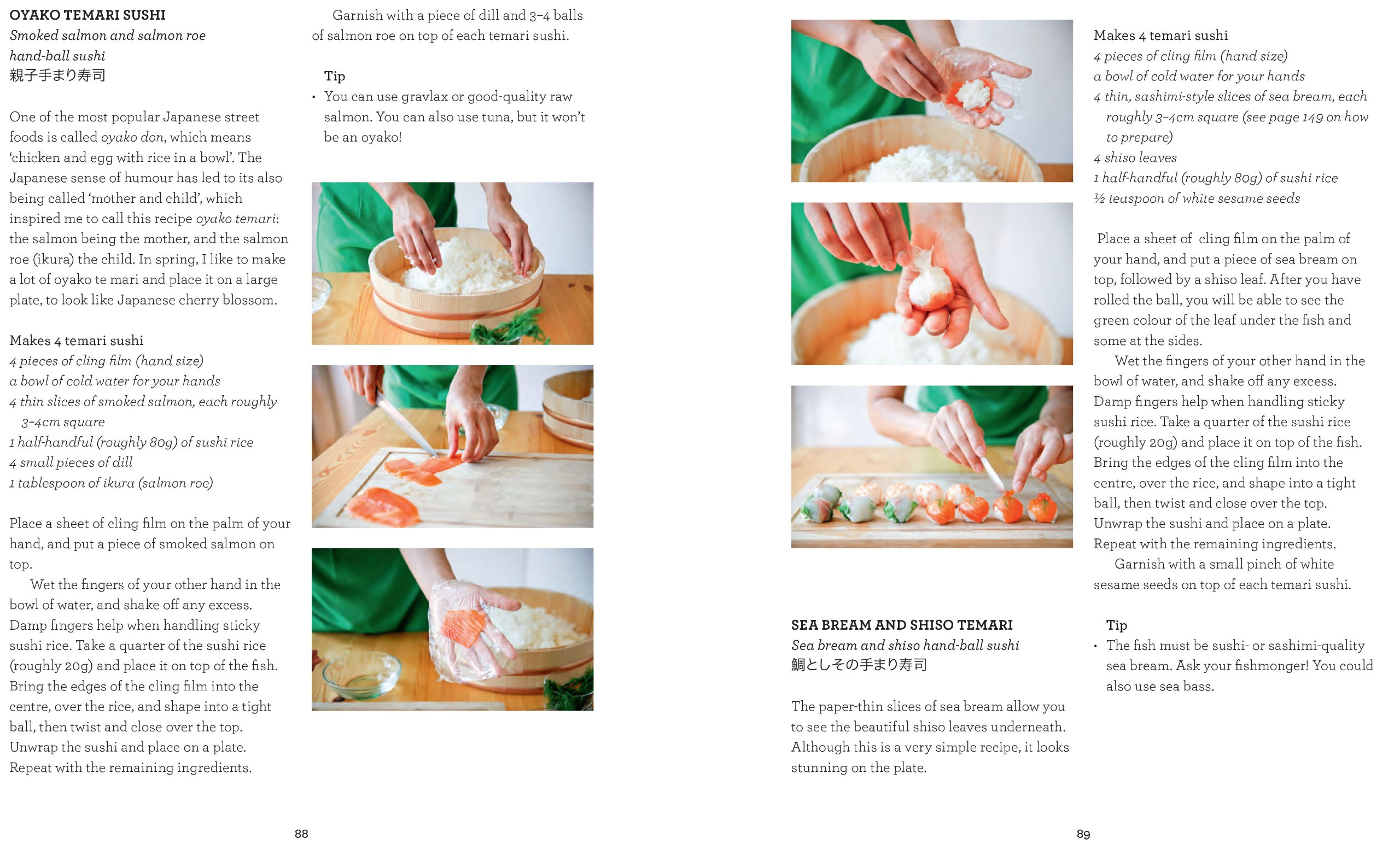 Sushi at Home: The Beginner\'s Guide to Perfect, Simple Sushi: Amazon ...