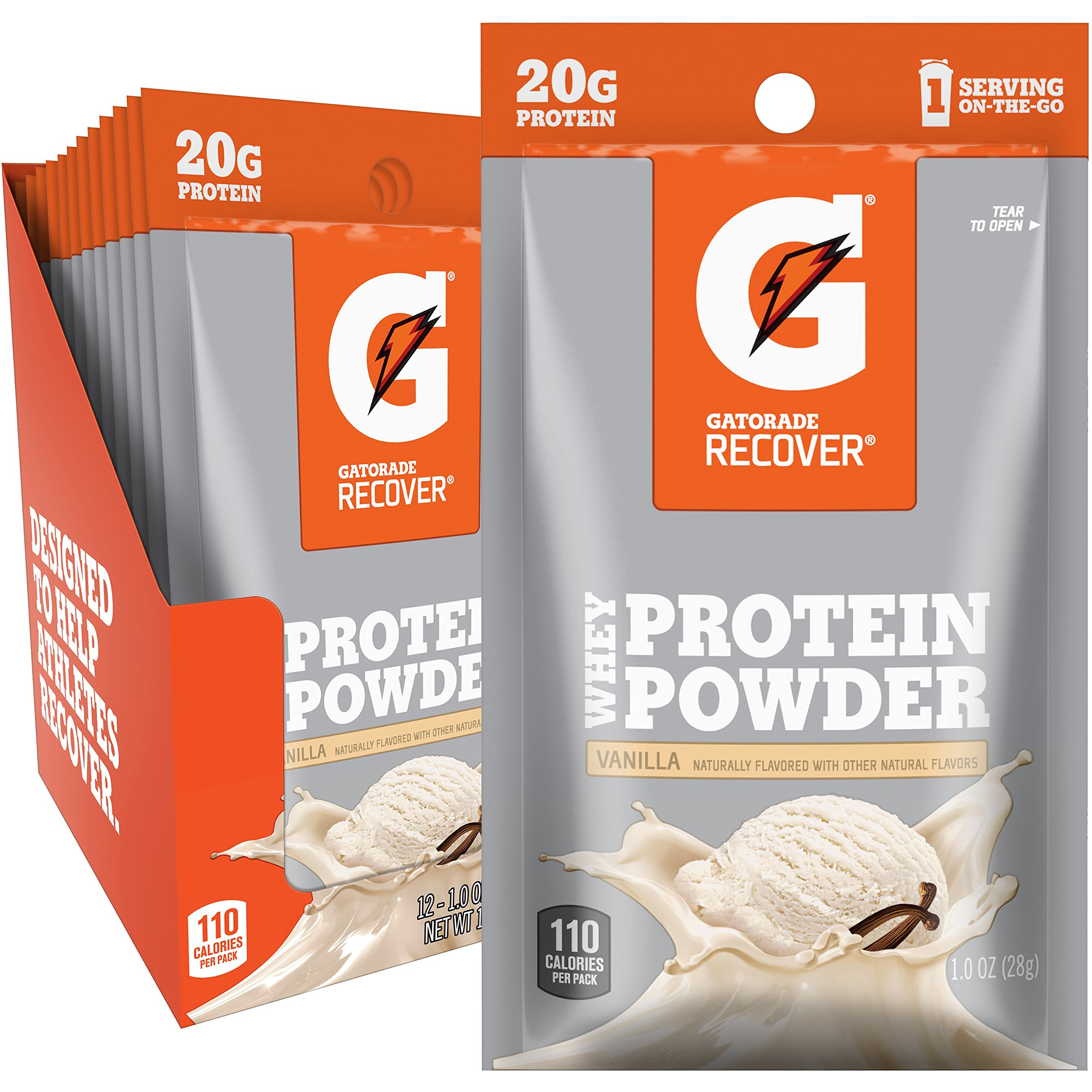 Gatorade protein powder