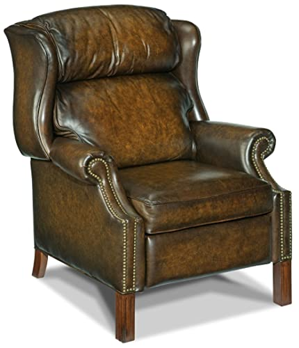 Hooker Furniture Finley Recliner, Brown