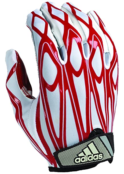 2e67cb3a8517 Amazon.com : adidas Youth Filthy Quick Football Gloves : Sports & Outdoors