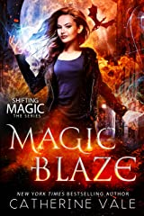 Magic Blaze (Shifting Magic Book 3) Kindle Edition