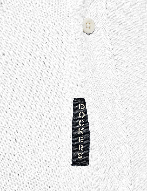 dockers Laundered Poplin Shirt Camicia Uomo