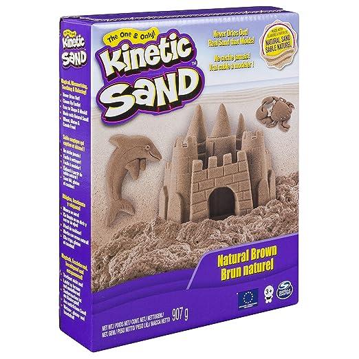81 opinioni per Kinetic Sand 6024543- Sabbia Modellabile color sabbia 900 gr