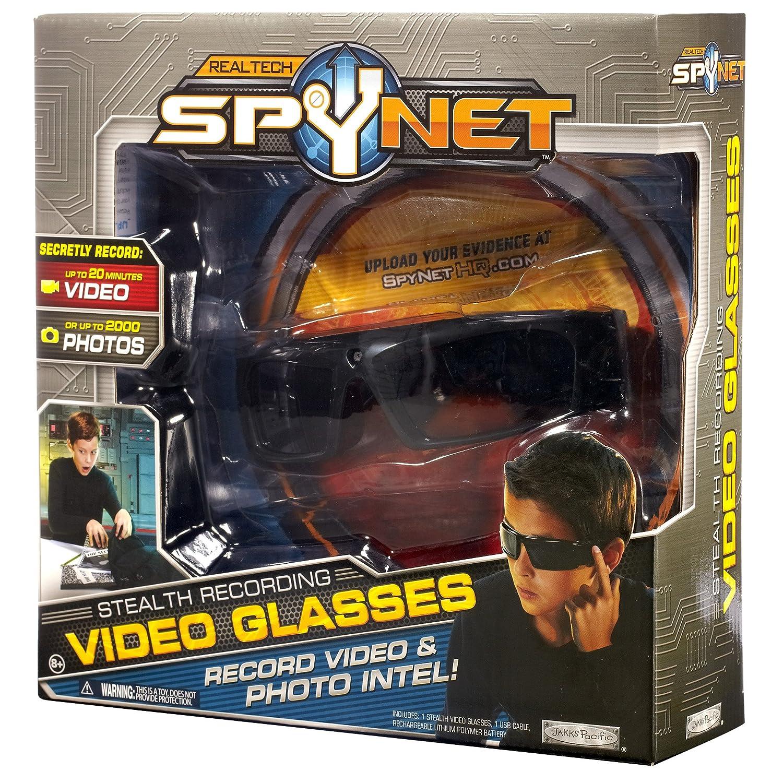 Spy Net Stealth Video Glasses Amazon Toys & Games