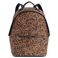 Matt & Nat Women's Munich Loom Collection Backpack, Cork, One Size