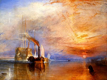 1838 Mallord Joseph William Turner