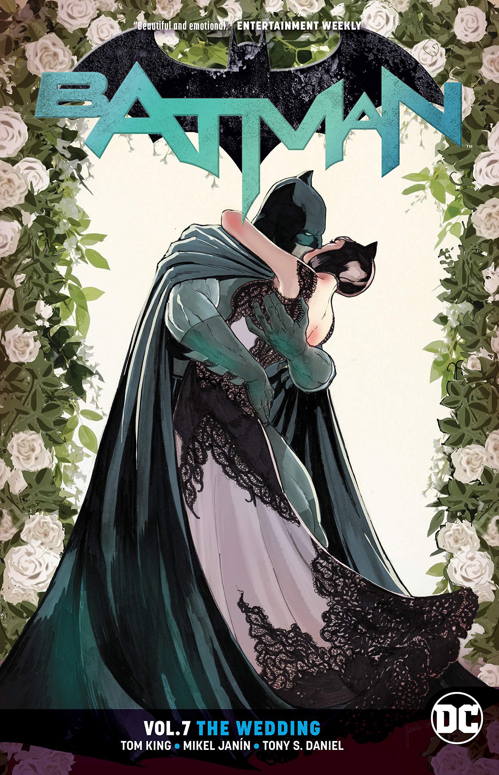 Batman Volume 7: The Wedding: Amazon.es: King, Tom: Libros en ...