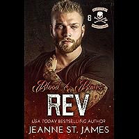 Blood & Bones: Rev (Blood Fury MC Book 8)