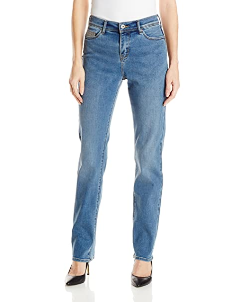 fb76206dc83d1 Levi s Women s 512 Perfectly Slimming Straight Jeans