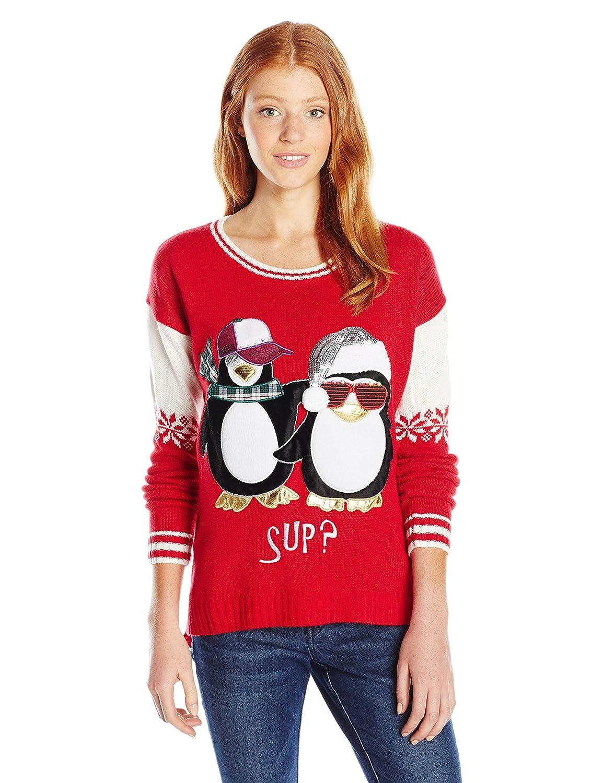 Amazon.com: Blizzard Bay Juniors Sup Penguin Light up Christmas ...