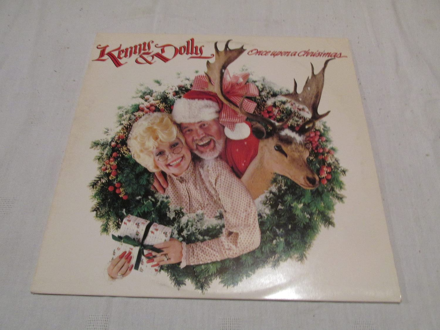 Kenny Rogers, Dolly Parton - Kenny & Dolly - Once Upon a Christmas ...