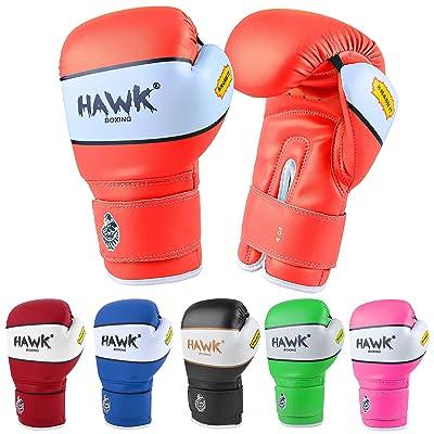 Kids Boxing Gloves Junior Training Punching Bag Child Sparring Gloves Mitten Toy