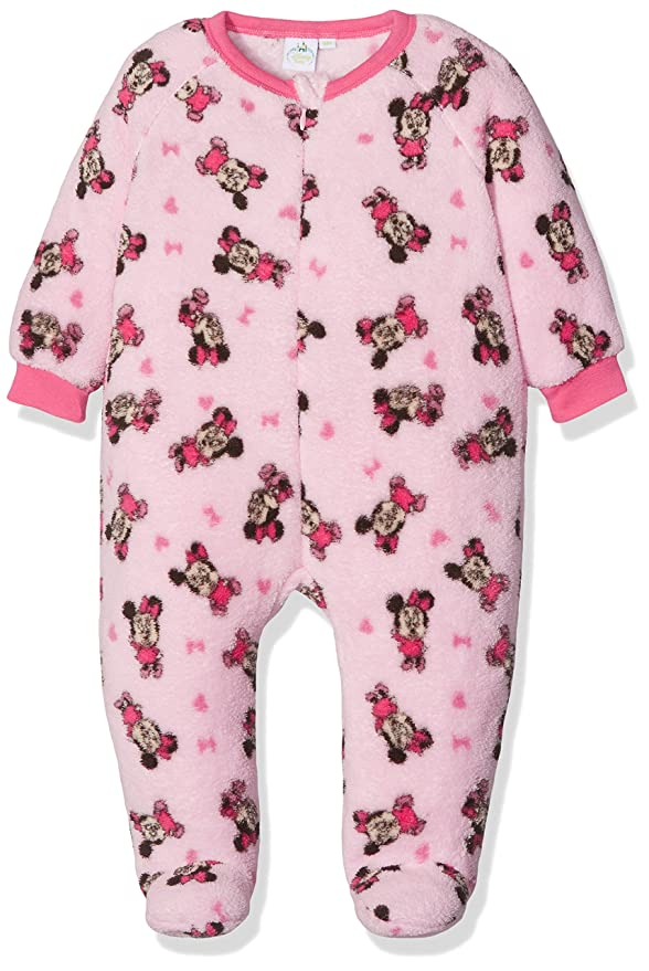 Disney Minnie Mouse Baby Hearts, Mono para Bebés: Amazon.es: Ropa y accesorios