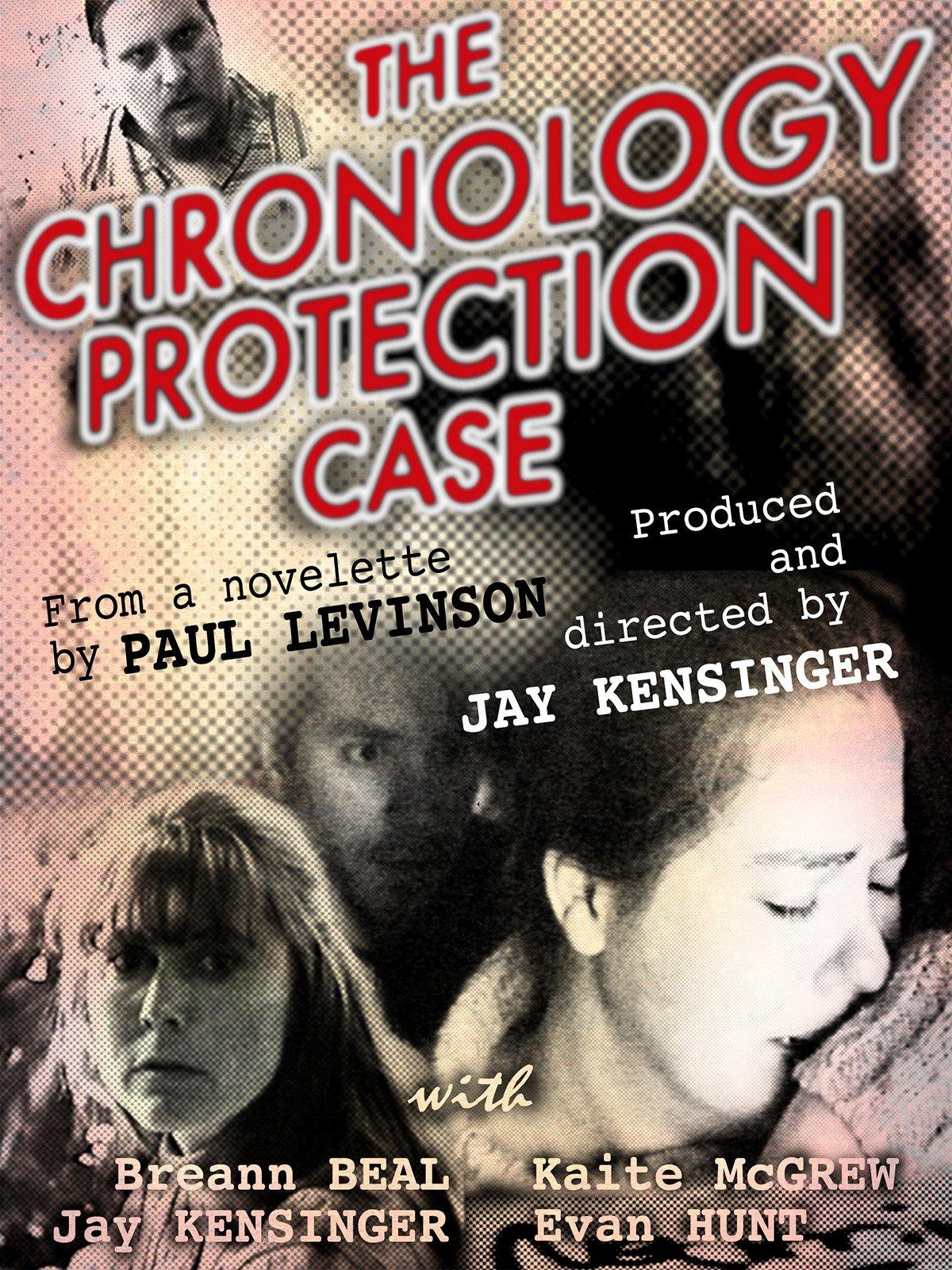 The Chronology Protection Case on Amazon Prime Video UK
