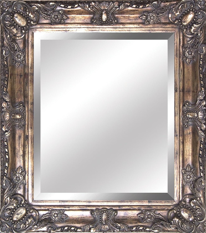 Amazon Yosemite Home Decor YMT002S 50 315 Inch Golden Silver Framed Mirror Improvement