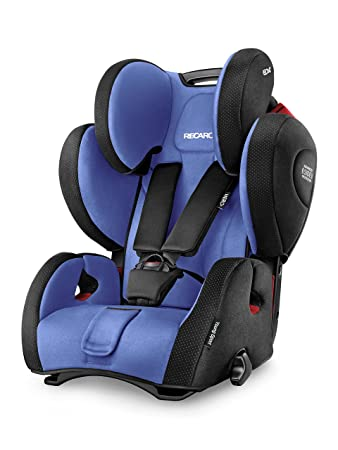 RECARO Young Sport Hero Car Seat (Group 1/2/3, Saphir): Amazon.co.uk