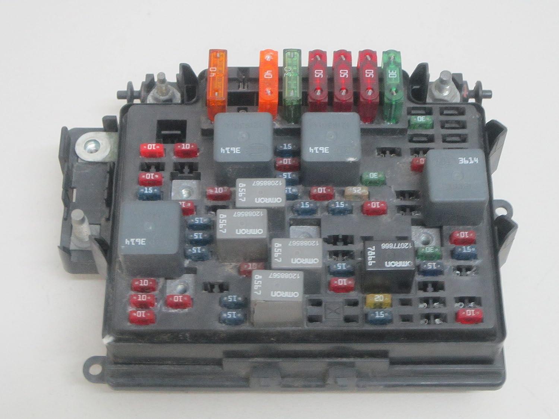 03 04 05 06 07 Hummer H2 Fuse Box Car Electronics