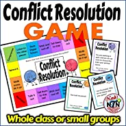 Conflict Resolution Game: Bump Game for the Classroom