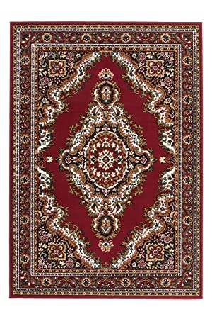 Lalee 347053087 Klassischer Teppich Orientalisch Rot Top Preis