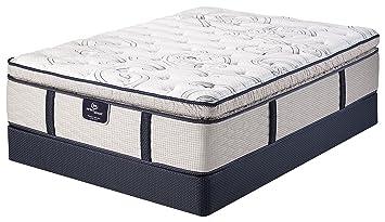 king pillow top mattress. Serta Perfect Sleeper Elite Super Pillow Top Mattress, Cool Action Gel, Pocketed Coil, King Mattress E