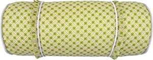 "Waverly Emma's Garden Decorative Pillow, 7"" x 20"", Blossom"