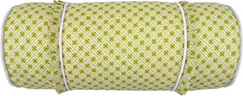 Waverly Emma s Garden Decorative Pillow, 7 x 20 , Blossom
