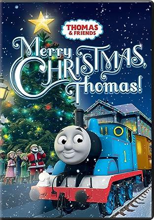 Amazon.com: Thomas & Friends: Merry Christmas Thomas!: Martin T ...