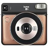 Fujifilm Instax Square SQ6 Fotocamera Istantanea per Foto Formato Quadrato 62 x 62 mm, Blush Gold