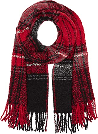 PIECES Pcdannie Long Scarf Bufanda para Mujer