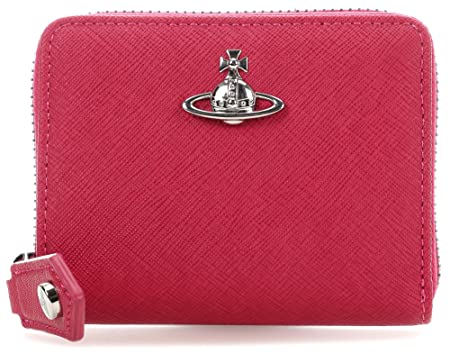 7a569f306f4 Vivienne Westwood Victoria Wallet Pink: Amazon.co.uk: Luggage