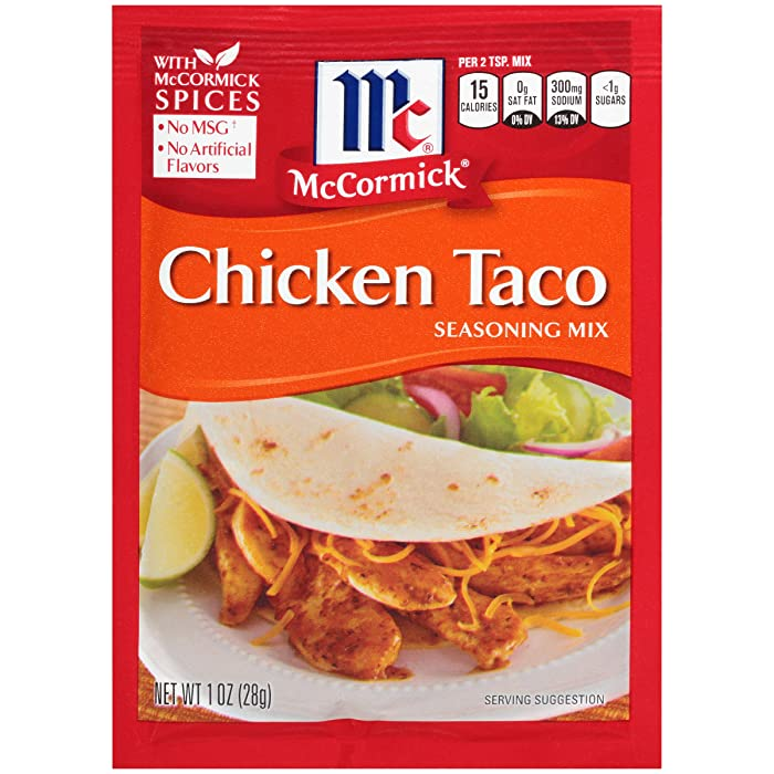 The Best Mccormick Fiesta Chicken Slow Cooker One Time Purchase