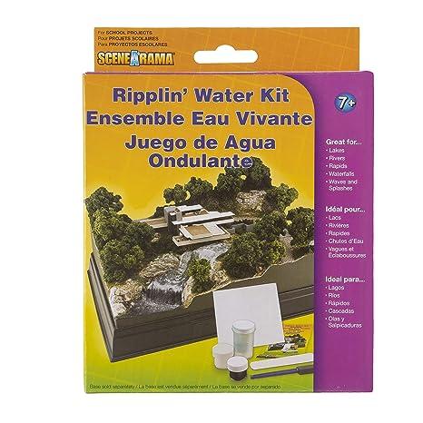 Woodland Scenics SP4122 Scene-A-Rama™ Ripplin Water Kit, Multicolor