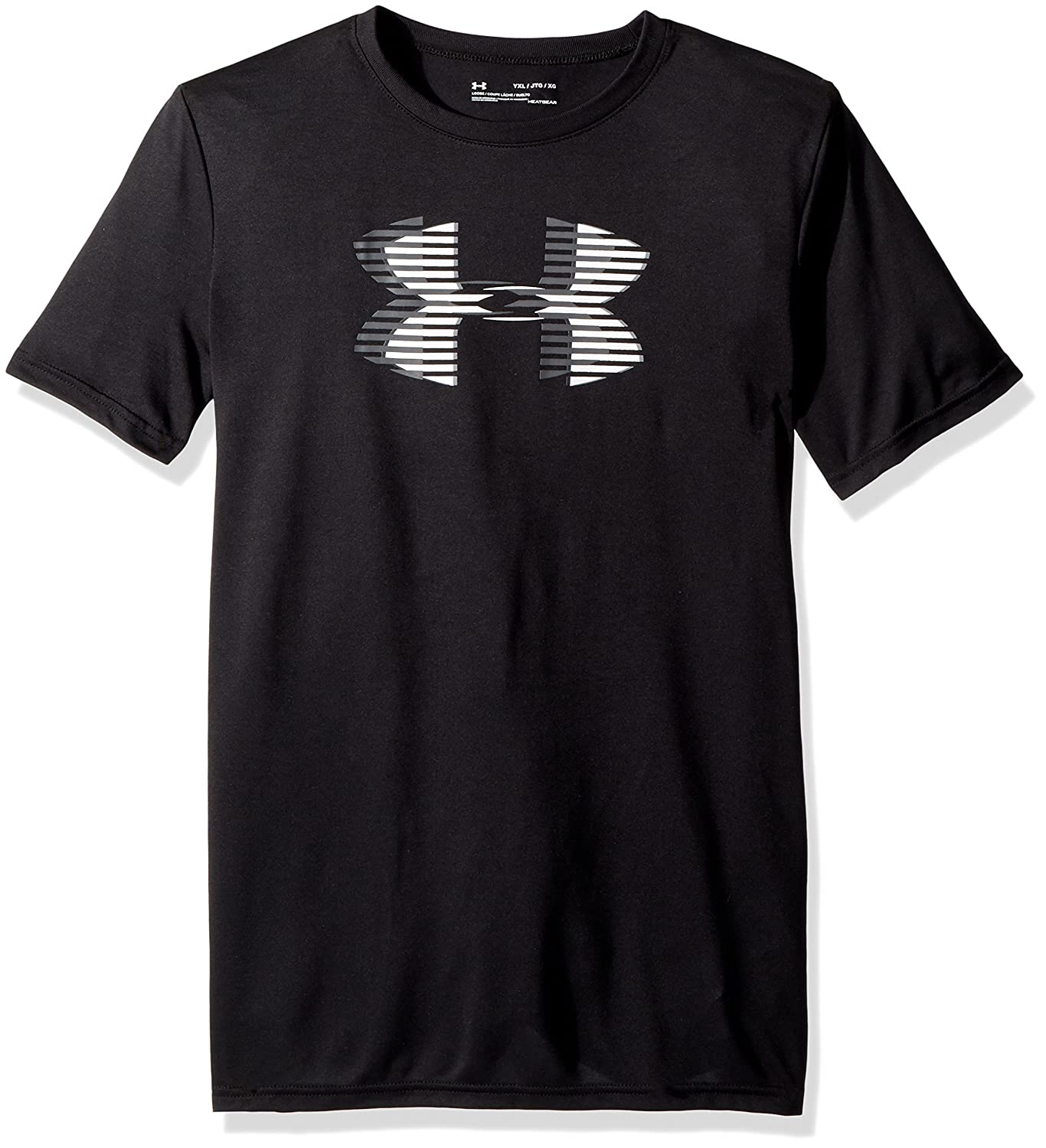 Under Armour Boys' Tech Big Logo Solid T-Shirt Under Armour Apparel 1306073