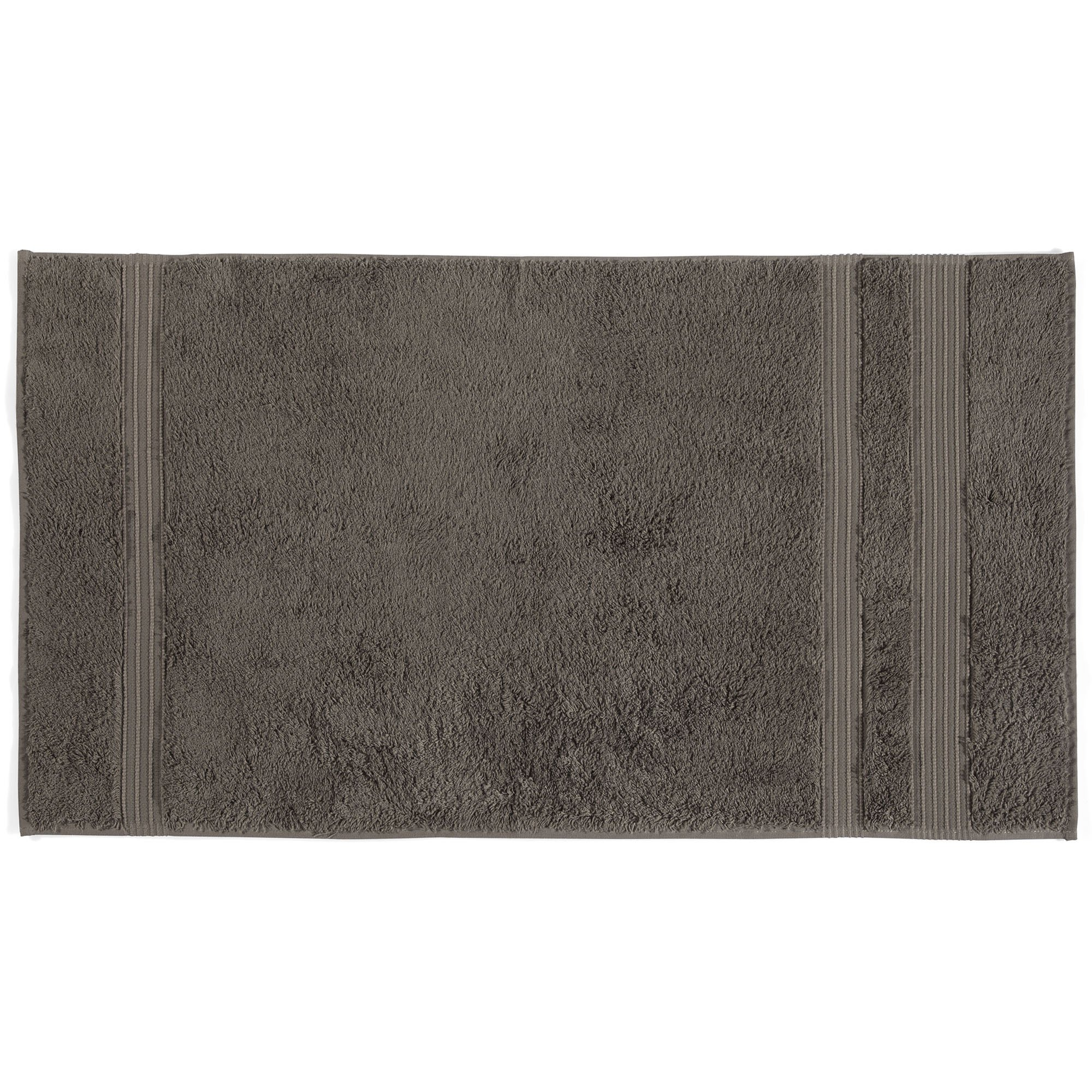Premium Luxury Hotel & Spa London Bambou Towel Set 12x20 inch (12 Piece) (Chestnut) by Casual Avenue (Image #1)