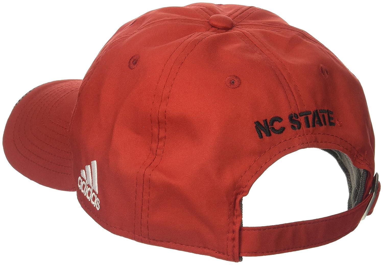 2ae12f1a7f2 Amazon.com   adidas NCAA Miami Hurricanes Adult Men Coach s Adjustable  Slouch Hat