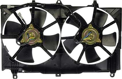Dorman 620-429 - Ventilador doble para radiador: Amazon.es: Coche ...