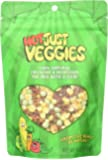 Karen's Naturals Just Tomatoes, Hot Just Veggies 4-Ounce Pouch (Packaging May Vary)