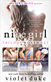 Nice Girl to Love: Trilogy Boxed Set (#1 Resisting, #2 Falling, #3 Choosing) (CAN'T RESIST)