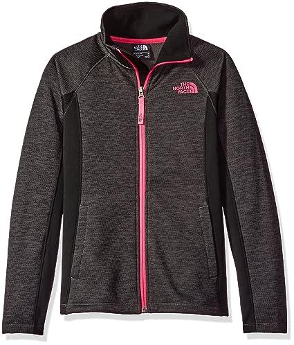 6b9d0fbcff1 Amazon.com: The North Face Kids Girl's Arcata Full Zip Jacket ...