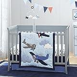 Carter's Take Flight Airplane/Cloud Nursery Crib