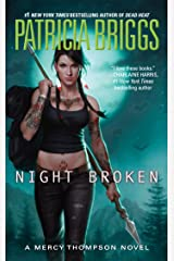 Night Broken (Mercy Thompson Book 8) Kindle Edition